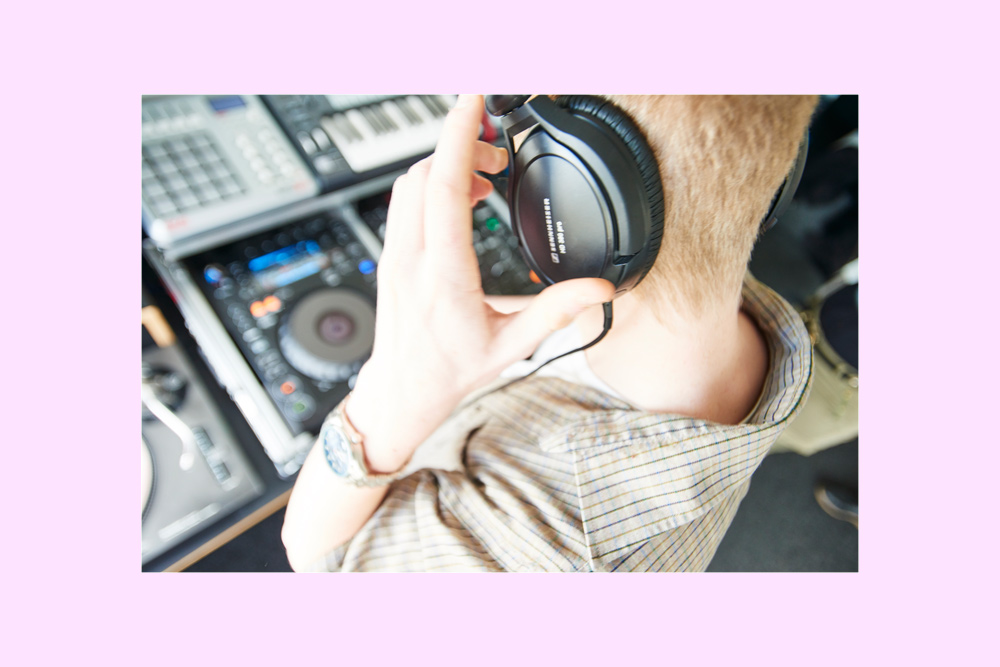 3. Invest in a good pair of headphones