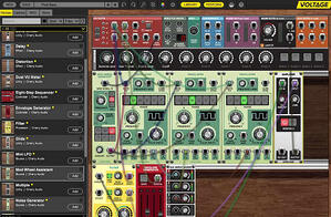 5 ways to stay creative during social distancing - Cherry Audio make Voltage Modular Nucleus free to download