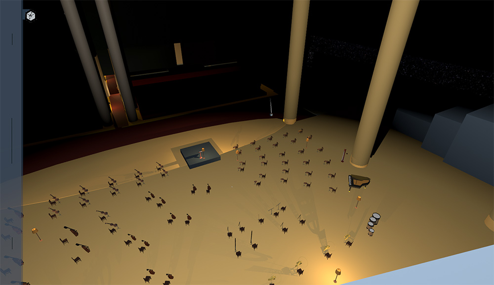 AudioCube - Reintroducing community and interactivity to music - Orchestra Hall