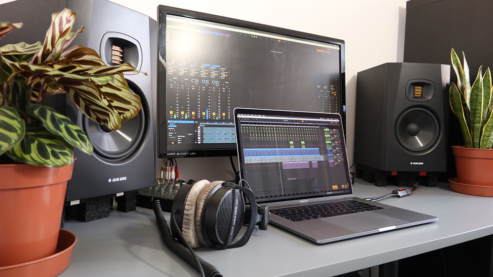 Dan Wack Home Studio - Positive lessons from the last lockdown we're taking into the next – Perspectives from the dBs Community
