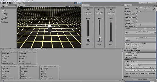 The Best Free Tools for Building Your Own Video Game - Fabric 's integration with Unity