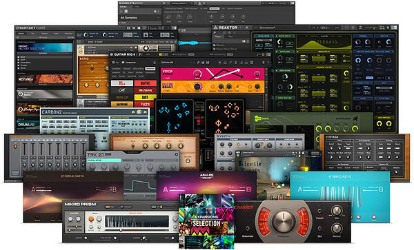 How to get started in music production without spending any money - Native Instruments KOMPLETE Start