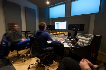 Music Production Sound Engineering Degree Clearing 2018