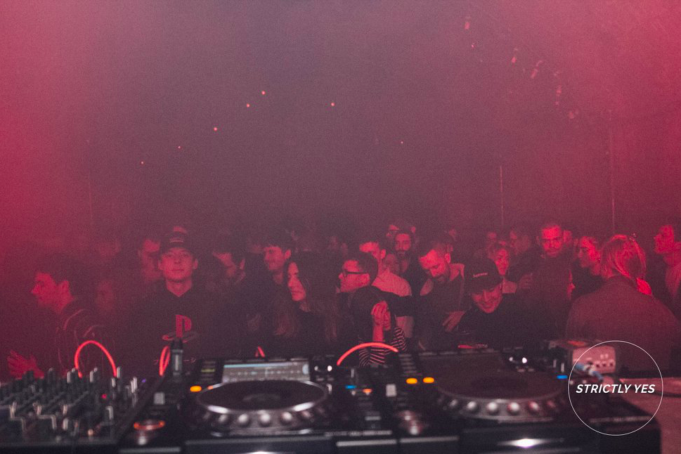 DIY techno brand Strictly Yes share their lessons learned from running a club night