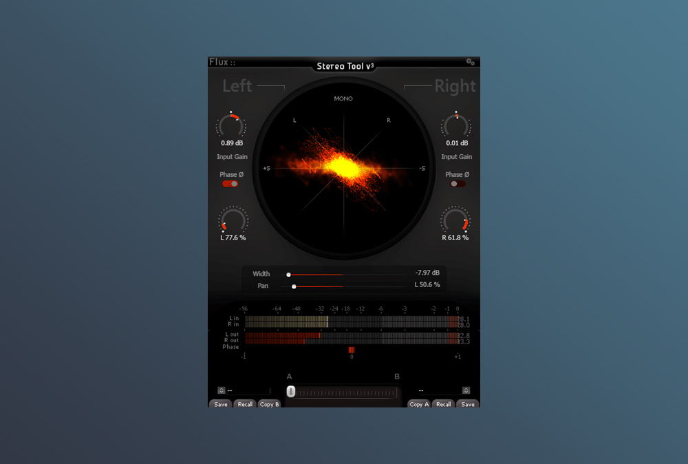 StereoTool v3 Flux - Free Software Friday - Our staffs top 5 free plugins