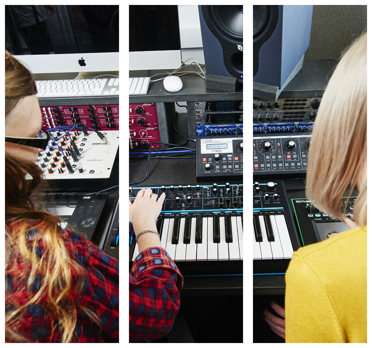 Study Music Production at dBs Music Plymouth | Diploma & Degree Courses in Music Technology, DJing, Music Production and more.