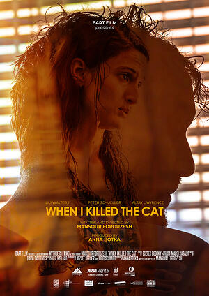 When I Killed The Cat [Final Poster - For Blog]