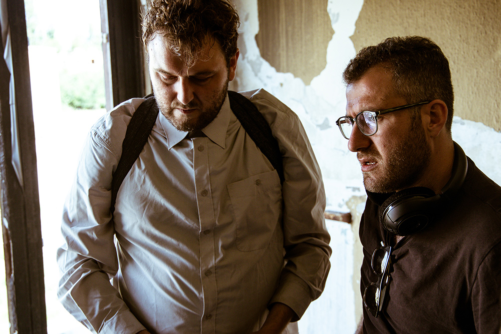 When I Killed the Cat - Crafting the sound world for a short film (Mansour directing lead actor Peter Schueller)