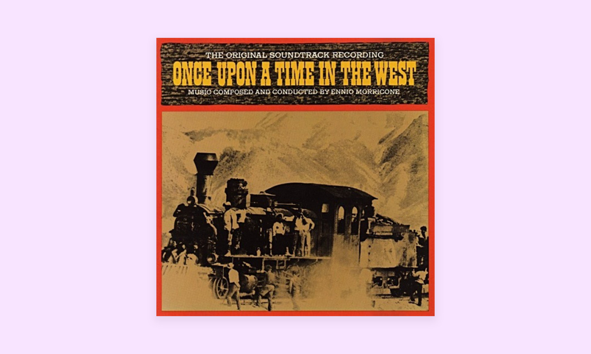film scores for focus Once Upon a Time in the West Ennio Morricone