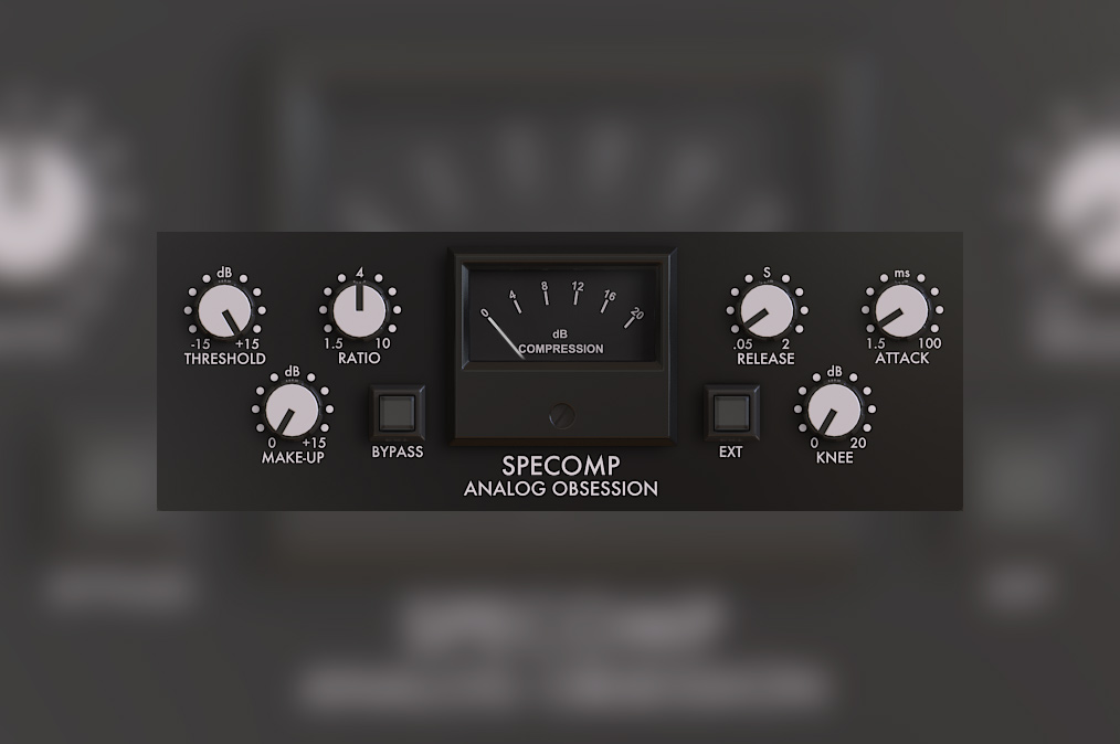 Free Software Friday - Analog Obsession Specomp (Featured Image)