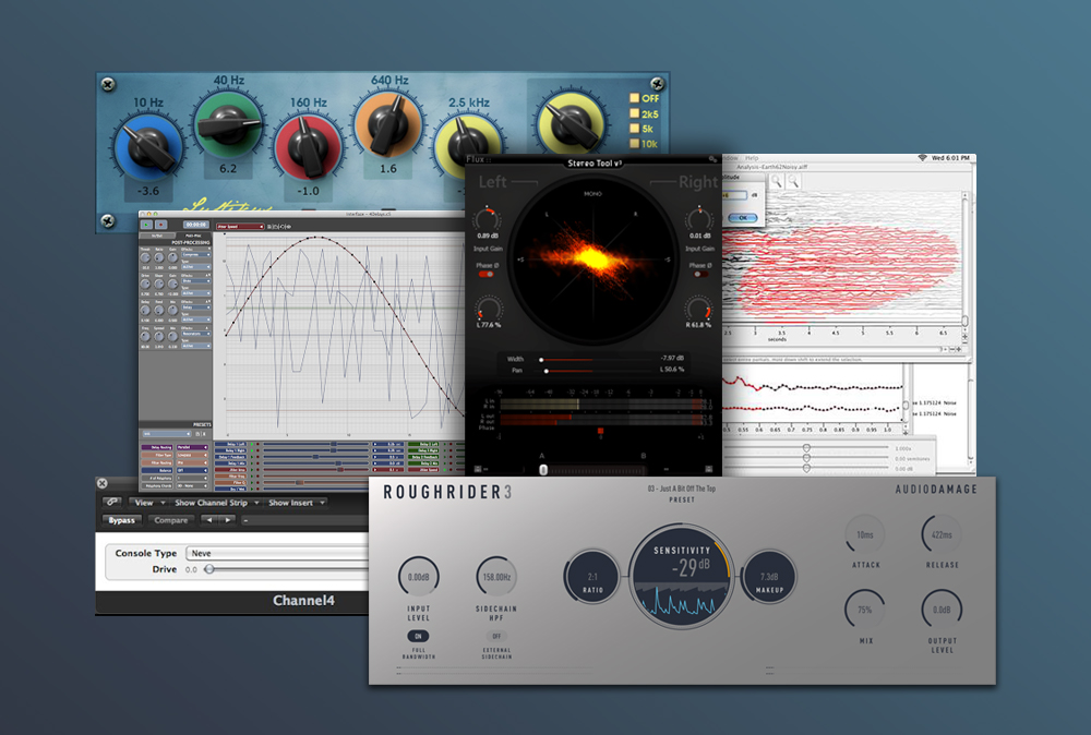 Free Software Friday - Our staff's top 6 free plugins (featured image)