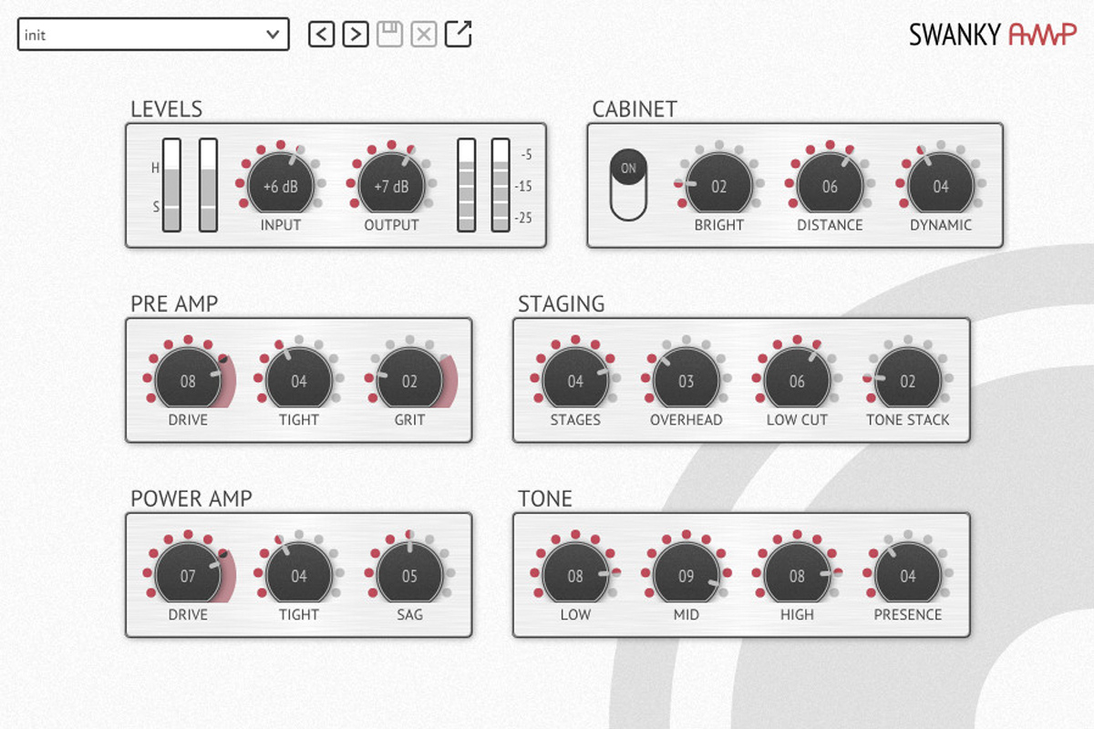 Free Software Friday - Resonant DSP Swanky Amp (Featured Image)