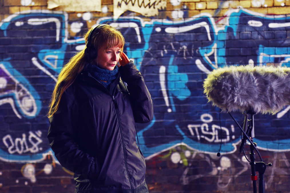 Louder than words: How Natalia Mamcarczyk is turning sound into a tool for empowerment